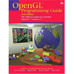 OpenGL Programming Guide (the RedBook)